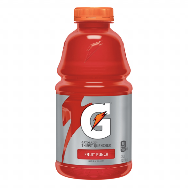 Gatorade Fruit Punch 32oz 946ml